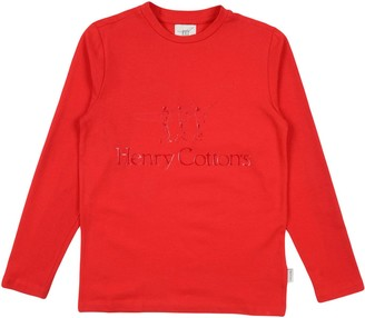 Henry Cotton's T-shirts - Item 12167644BC