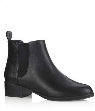 Long Tall Sally LTS Saffie Chelsea Boots