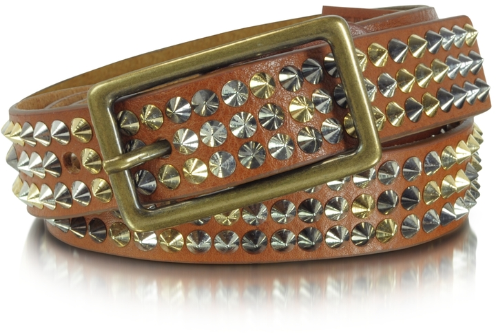 Zadig & Voltaire Neo Vicky - Studded Leather Belt