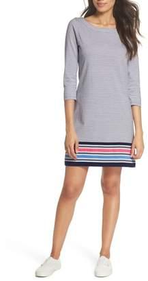 Lilly Pulitzer R) Noelle Stripe Shift Dress