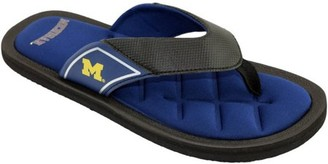 NCAA Michigan State Men's Padded Thong Sandals