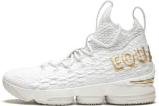 Nike Lebron 15 - 'Equality' - White/Metallic Gold