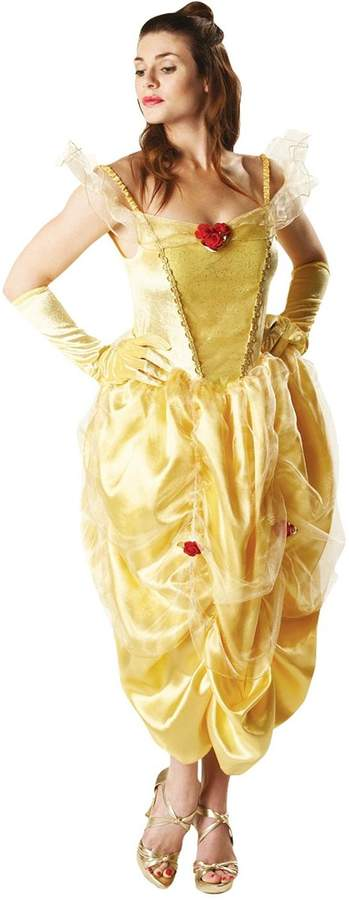 Disney Princess Disney Ladies Belle - Adult Costume