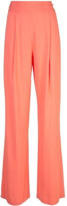 Mason by Michelle Mason wide leg trousers