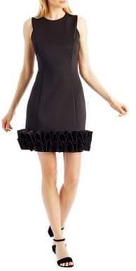 Nicole Miller New York Sleeveless Sheath Dress