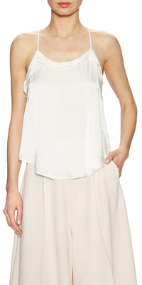 ABS By Allen Schwartz Subtle Trim Cami Top