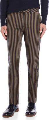 Scotch & Soda Striped Super Slim Fit Stretch Pants
