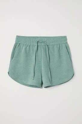 H&M Sweatshorts - Green