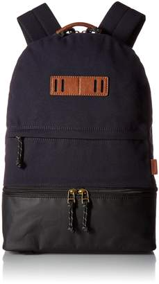Fossil Men's Summit Backpack, Navy
