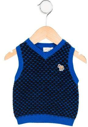 Boys' Jourdain Sweater Vest w/ Tags