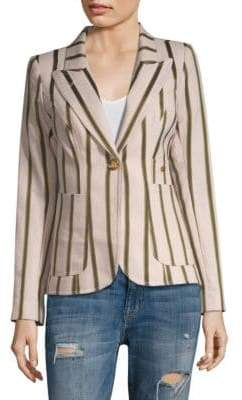 Smythe Duchess Striped Blazer