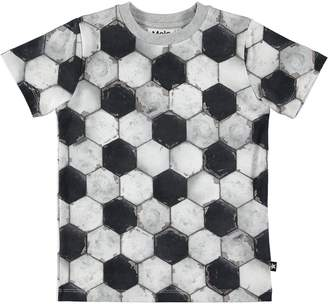 Molo Youth Boy's Ralphie Football Structure Tee