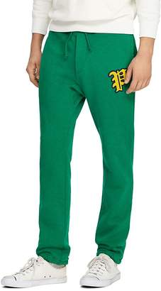 Polo Ralph Lauren Yale Patch-Accented Fleece Jogger Pants - 100% Exclusive