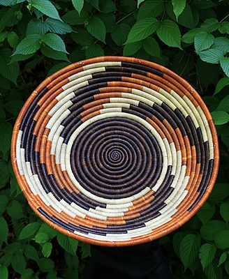 CLOSEOUT! Fair Winds Trading Rwanda Basket, 16