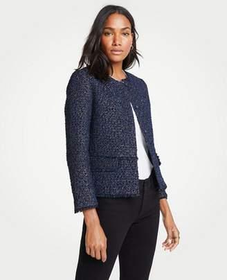 Ann Taylor Tall Tweed Jacket