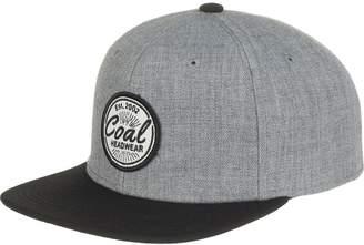 Coal Classic Snapback Hat - Men's