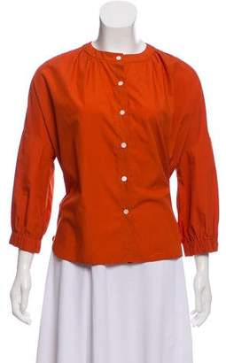 Steven Alan Button-Up Blouse