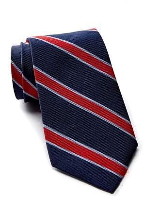 Tommy Hilfiger Silk Vintage Stripe Tie