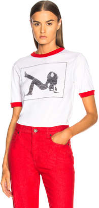 Calvin Klein Brooke Shields Graphic Tee