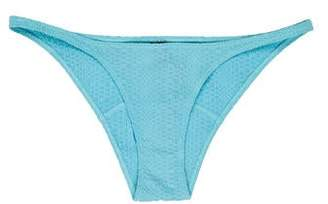 Lisa Marie Fernandez Textured Swimsuit Bottom w/ Tags