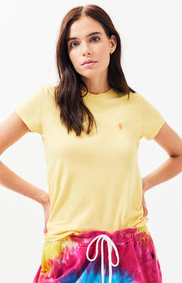 Polo Ralph Lauren Cotton Jersey Crew Neck T-Shirt
