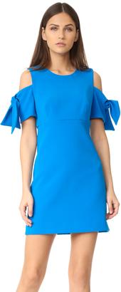 Milly Tie Mod Dress $450 thestylecure.com