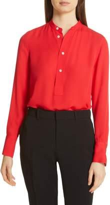 86dd45579b Ralph Lauren Silk Shirt - ShopStyle