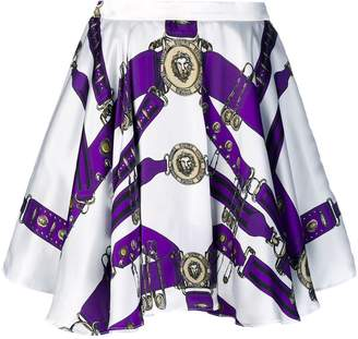 Versus Heritage print skirt