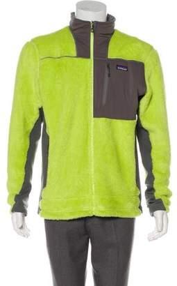 Patagonia Fleece Zip Sweater