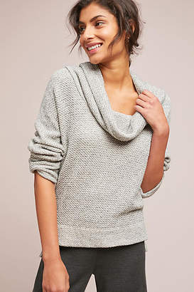 Dolan Left Coast Textured Cowl Neck Pullover