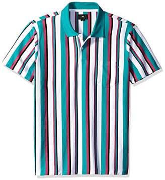 Obey Men's Allen Short Sleeve Polo Shirt