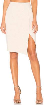Lovers + Friends Gemma Skirt in Beige $138 thestylecure.com