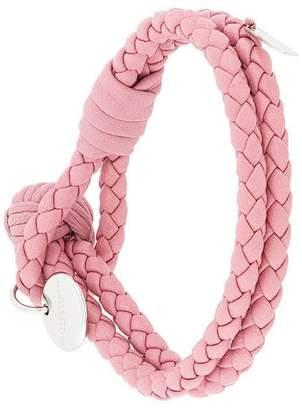 Bottega Veneta boudoir Intrecciato nappa bracelet