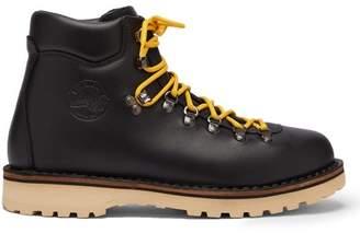 Diemme Roccia Vet Lace Up Leather Boots - Mens - Black