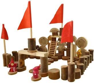 Timo QToys Castle Building Set