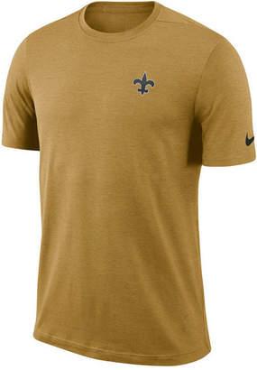 Nike Men's New Orleans Saints Coaches T-Shirt