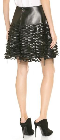 Sachin + Babi Suri Miniskirt
