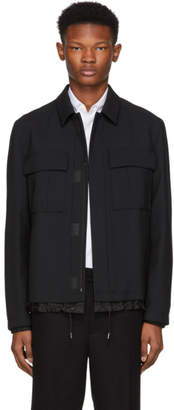 HUGO Black Unto 1841 Jacket