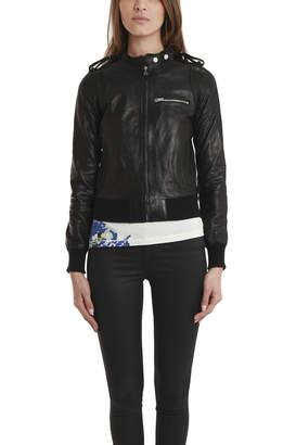 R 13 Morimoto Leather Members Jacket