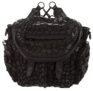 Alexander Wang Textured Leather Marti Backpack