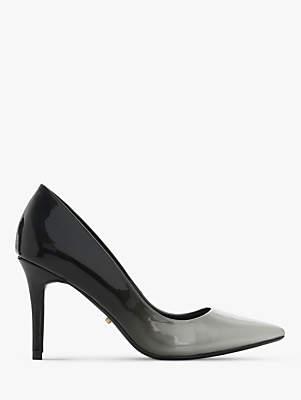 Dune Ambre Stiletto Heel Court Shoes