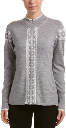 Obermeyer Mia Knit Wool-Blend Jacket
