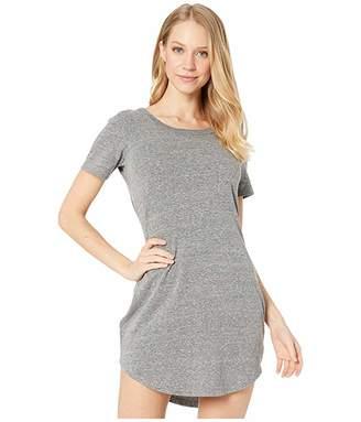Chaser Tri-Blend High-Low T-Shirt Dress