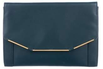 Lanvin Miss Sartorial Leather Clutch