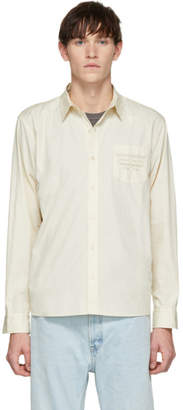 Off-White Bianca Chandon Western Shirt