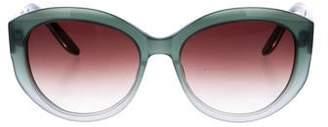 Barton Perreira Patchett Gradient Sunglasses