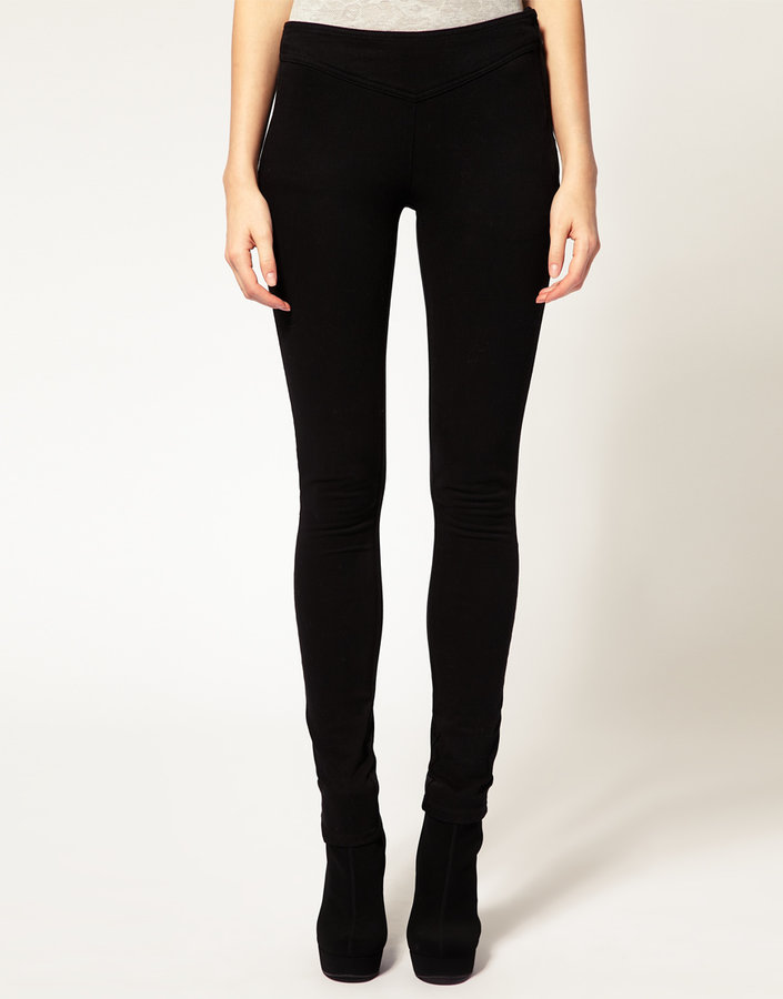 French Connection Black Jegging