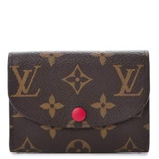 Louis Vuitton Coin Purse Rosalie Monogram Freesia