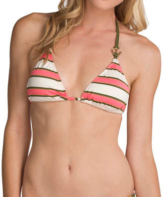 Sperry Top Sider Earn Your Stripes Triangle Bikini Top - Women's