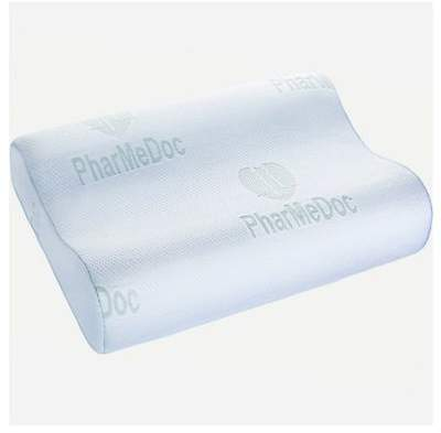 PharMeDoc® Orthopedic Contour Memory Foam Pillow
